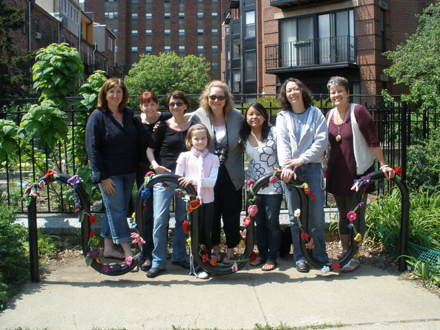 South End Knitters Group